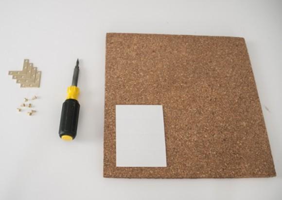 материалы доски для заметок