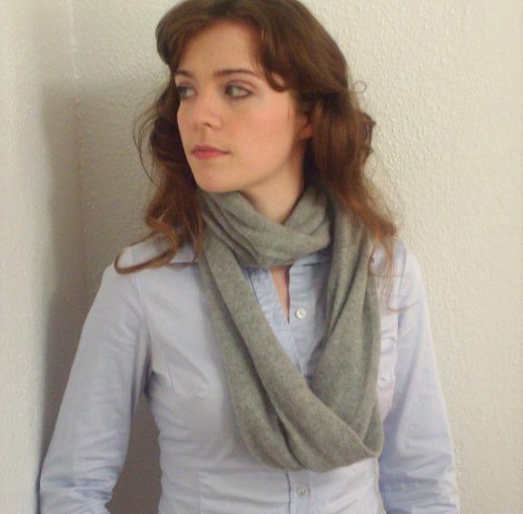 Как можно сделать шарф своими руками