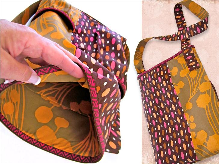 Сшить летнюю сумку своими руками фото 9