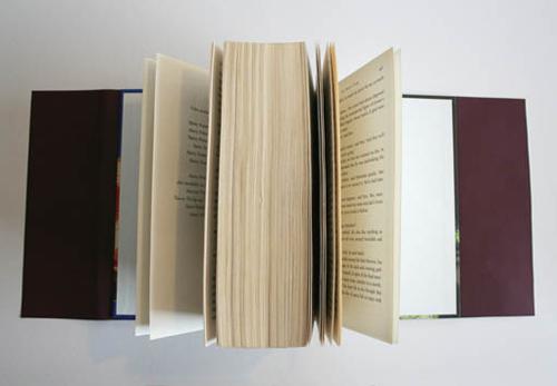 сделать собственноручно обложку для книги