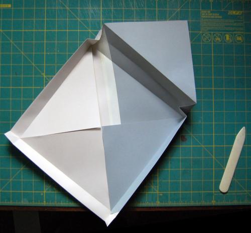 Обложка из бумаги своими руками