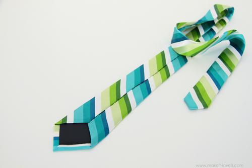 галстук своими руками