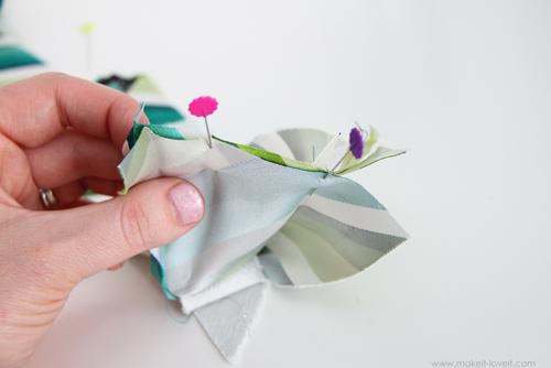 галстук для ребенка своими руками
