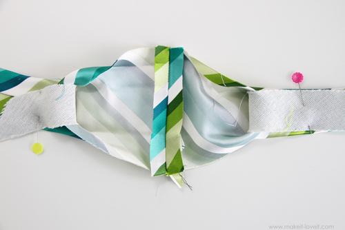 детский галстук