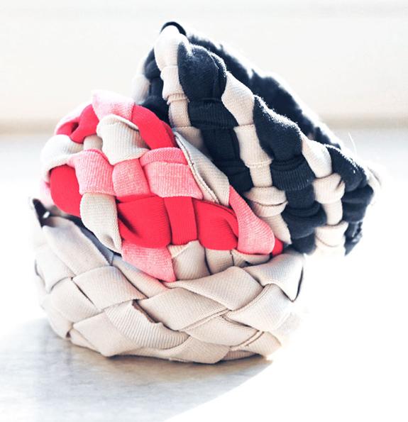 Браслет своими руками из текстиля