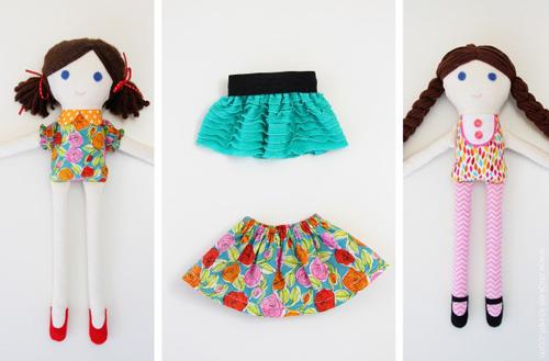 Куклы своими руками быстро сделать 1