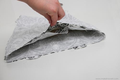 сумки из ткани