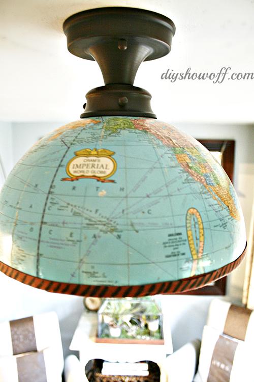 красивый плафон для лампы своими руками