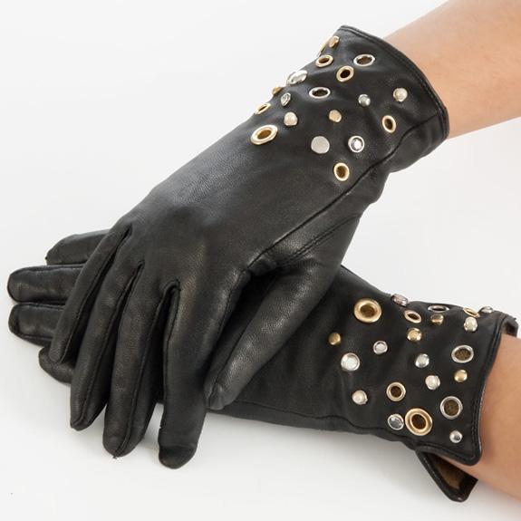 Как своими руками украсить перчатки своими руками 179