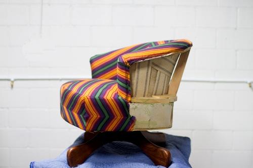 своими руками шить чехол на кресло