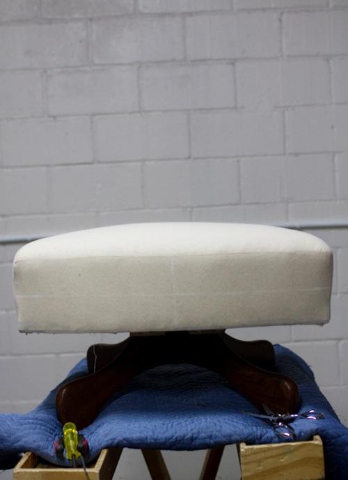 как самому сшить чехол на кресло
