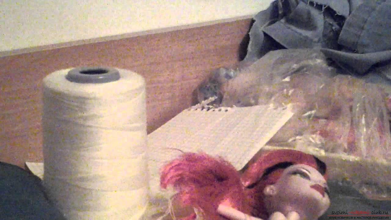 Кукла монстер хай своими руками мастер класс фото 941