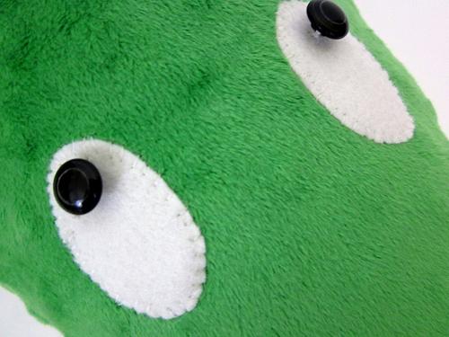 игрушка крокодил готова