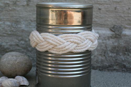 браслеты из веревок готовы