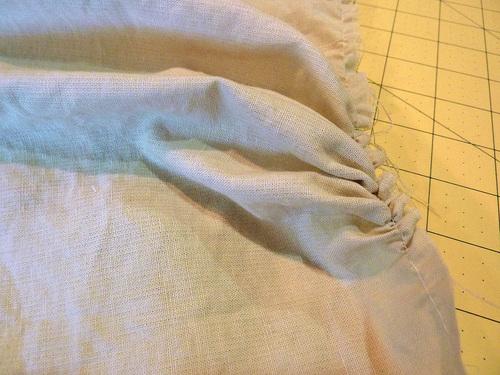 Подушки и валики своими руками