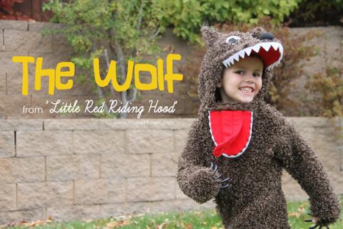 Одежда для волка