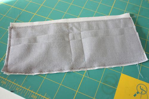 Как сшить кошелек из ткани