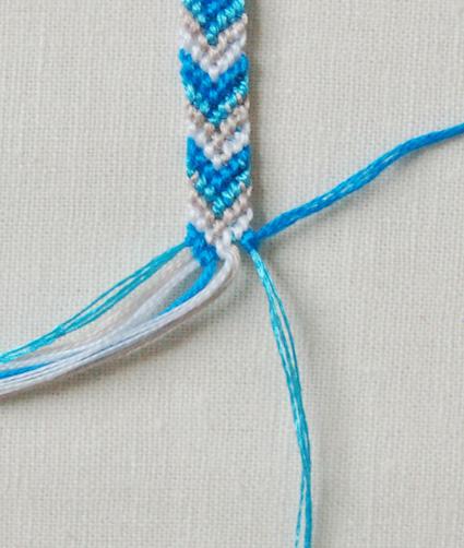Браслеты макраме схемы плетения.