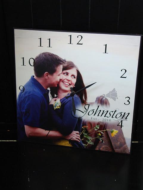 Часы своими руками из фото