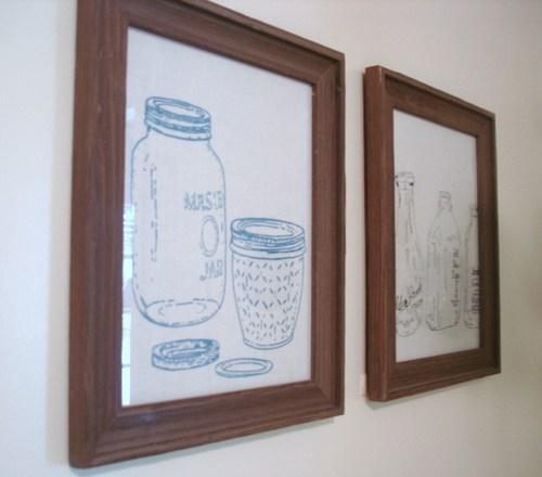 Декоративные украшения для кухни своими руками