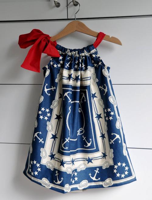 Самое легкое платье своими руками 1