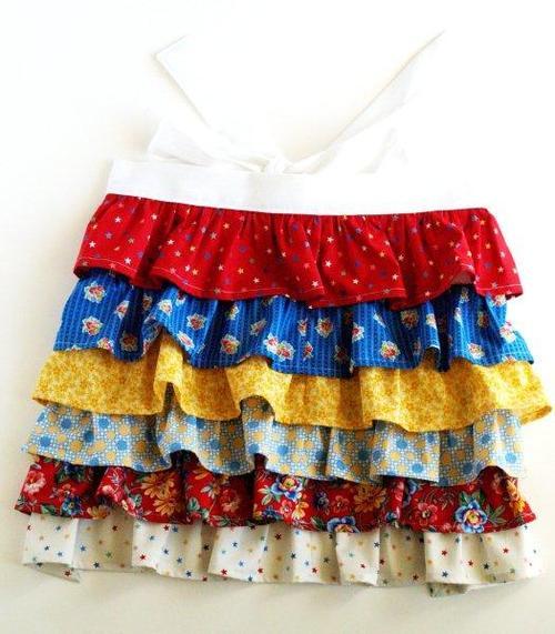 Как сшить пышное платье для куклы