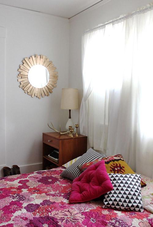 Украшение комнаты своими руками фото