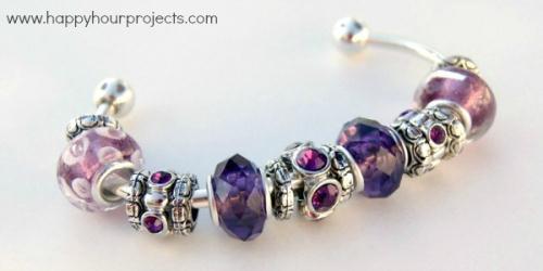 Как сделать браслеты пандора
