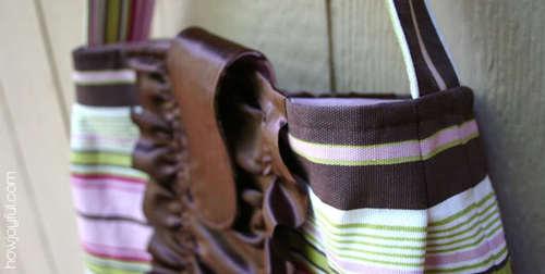 Сумки из ткани своими руками