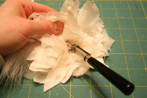 Как своими руками сделать вуалетку своими руками