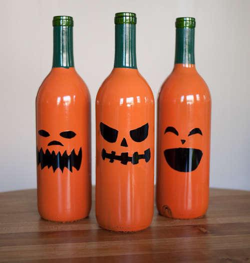 Сделать этикетки на бутылки своими руками