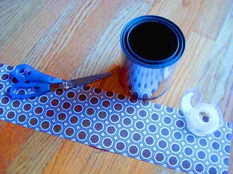 банка для чая и кофе своими руками