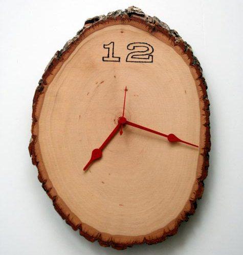 часы из дерева своими руками