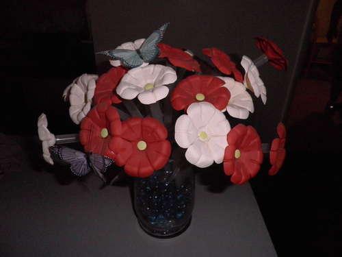 цветы из бутылки своими руками