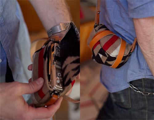 футляр для фотоаппарата своими руками