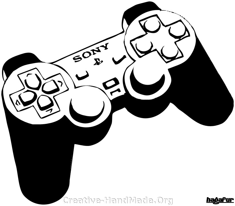 playstation+controller