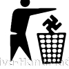 anti-nazi-trash-logo