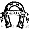 good+luck+horseshoe