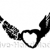 heart+wings