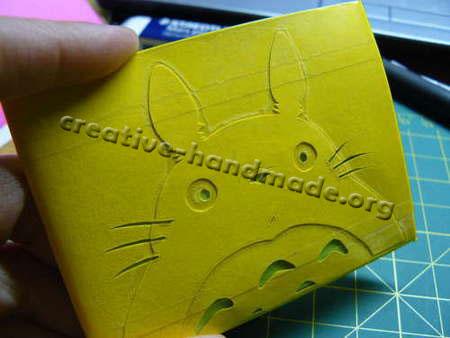 Как делать из бумаги кошелек.