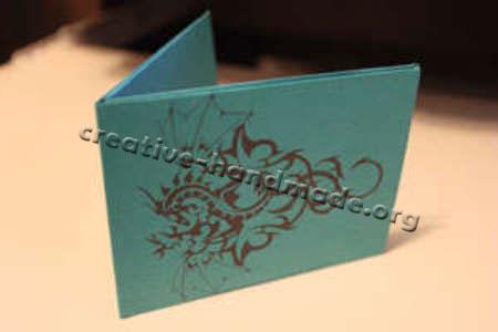 "Кошельки из бумаги на сайте  ""Ручная работа и креатив ""!"