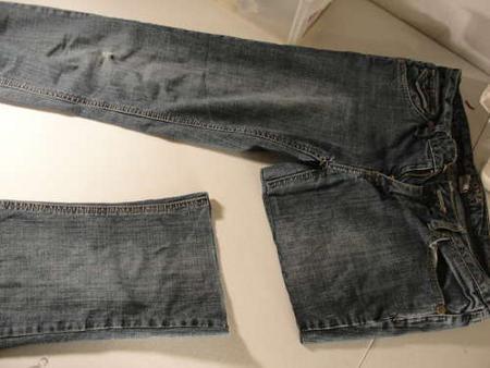 сумки из джинс своими руками.