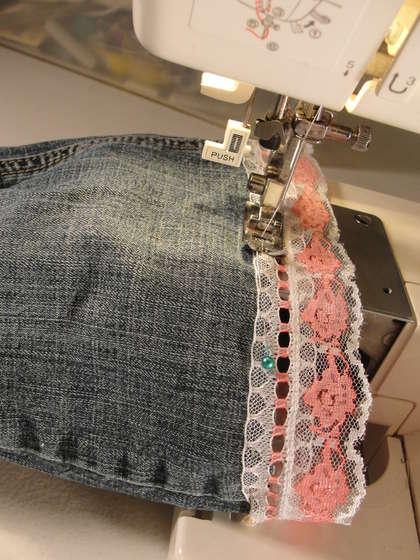 куртка джинсовая сшить - Мода и модные.