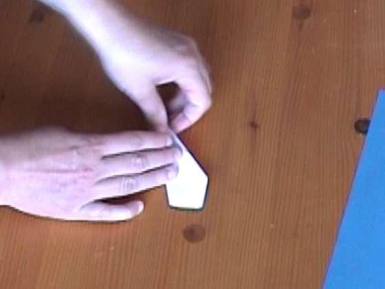 Как сделать шар из бумаги шар - развертка Лайби.