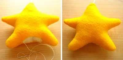 Как сшить игрушку звездочку 85