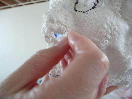 Как сделать гипсовые бинты в домашних условиях